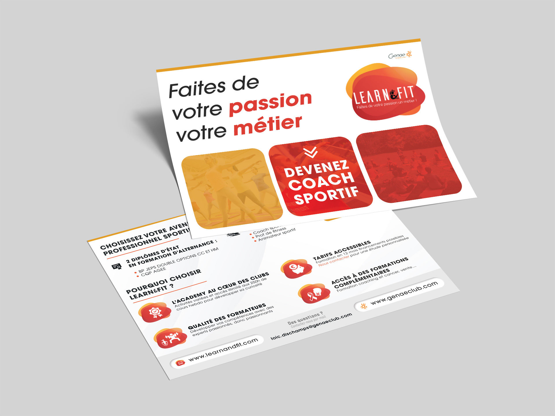 Création de flyers professionnels à Lyon