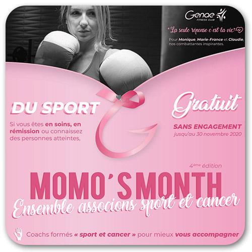momo's month